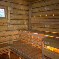 Конопатка бани
