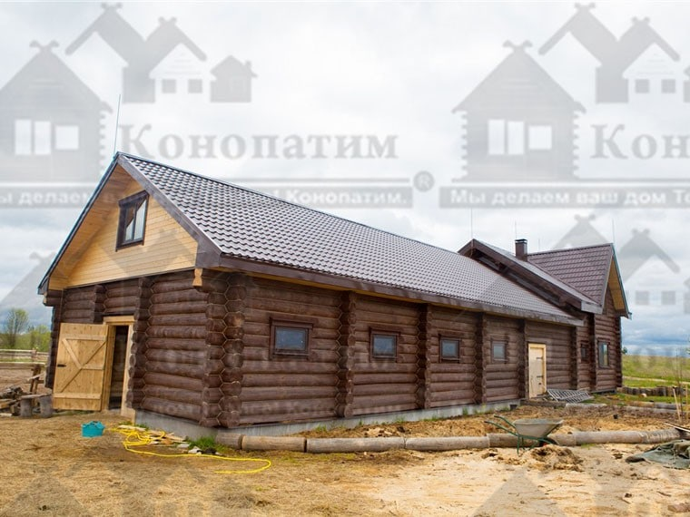 Конопатка в Псковской области